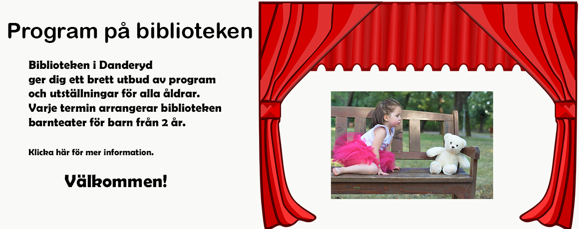 Danderyds bibliotek program
