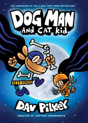 Dog Man: 4, Dog Man and Cat Kid