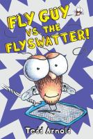 Fly Guy vs. the fly swatter!