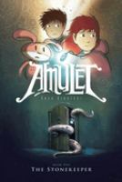 Amulet: Book 1, The stonekeeper