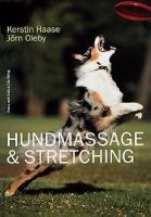 Hundmassage och stretching