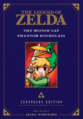 The minish cap ; Phantom hourglass