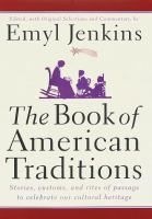 The book of American traditions